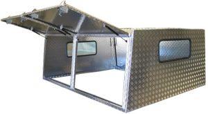 CB 5023 - Ute Canopies - Ute Safe
