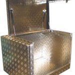 Ute Safe - CB 7033 Custom Side Box